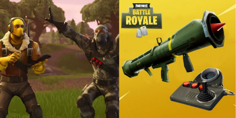 Best Ways To Use The New Guided Missile In The Fortnite Battle Royale